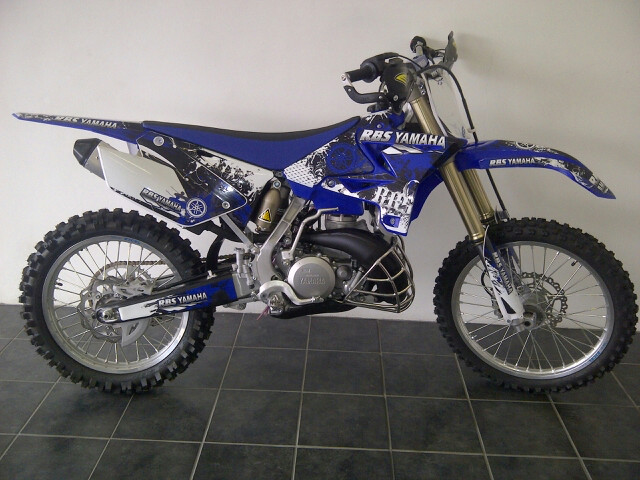 Used Yamaha Off Road Bikes For Sale Bikes4sa